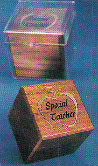 Special Teacher Paperweight
