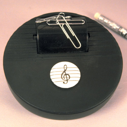 Music Motif Spin-A-Clip