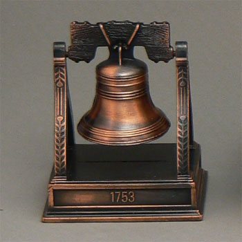 Liberty Bell Nostalgic Miniature Pencil Sharpener
