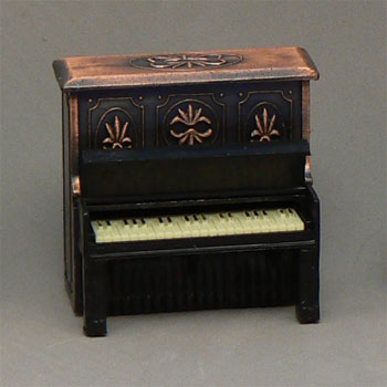 Piano Nostalgic Miniature Pencil Sharpener