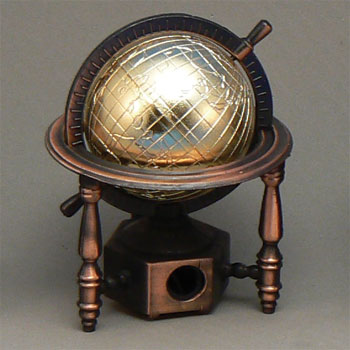 Globe Nostalgic Miniature Pencil Sharpener