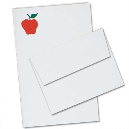 Apple Stationary